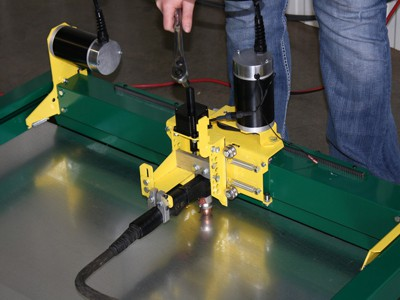 GoTorch CNC plasma cutting system instruction