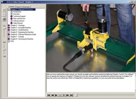 GoTorch CNC plasma cutting system Video Manual