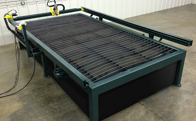 Expandable CNC Plasma Cutting System