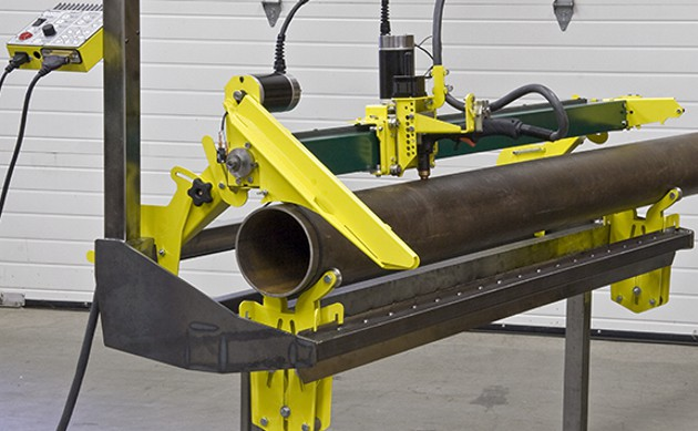 GoTorch CNC Plasma Pipe Cutter